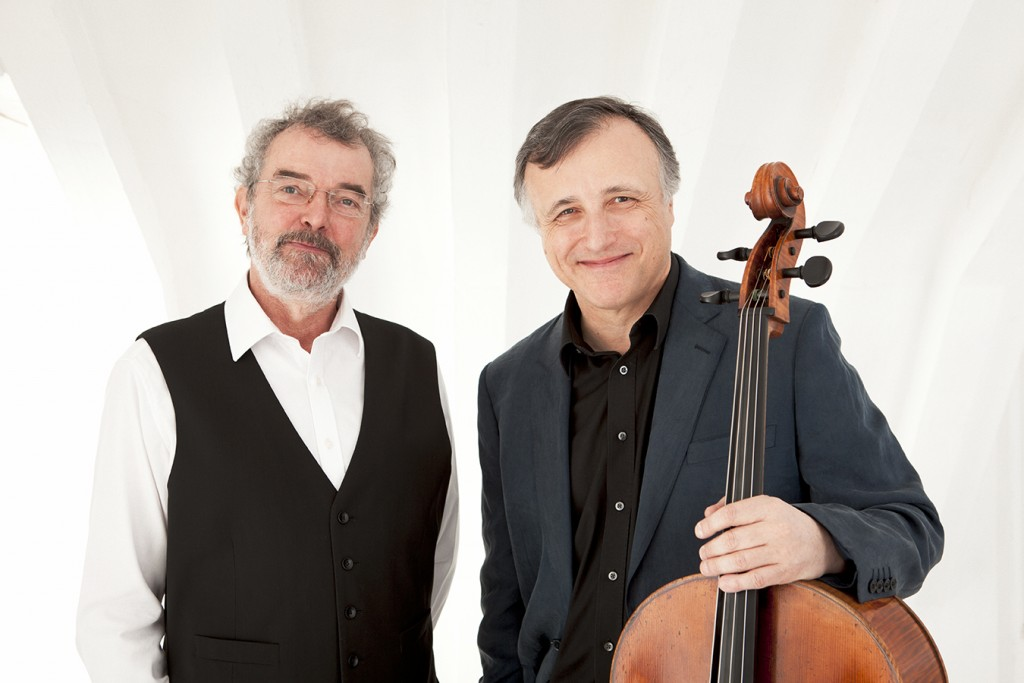 John York & Raphael Wallfisch  London 20 March 2013
