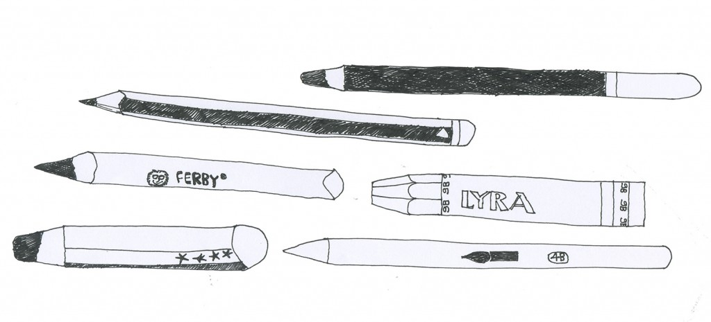 Pencils A