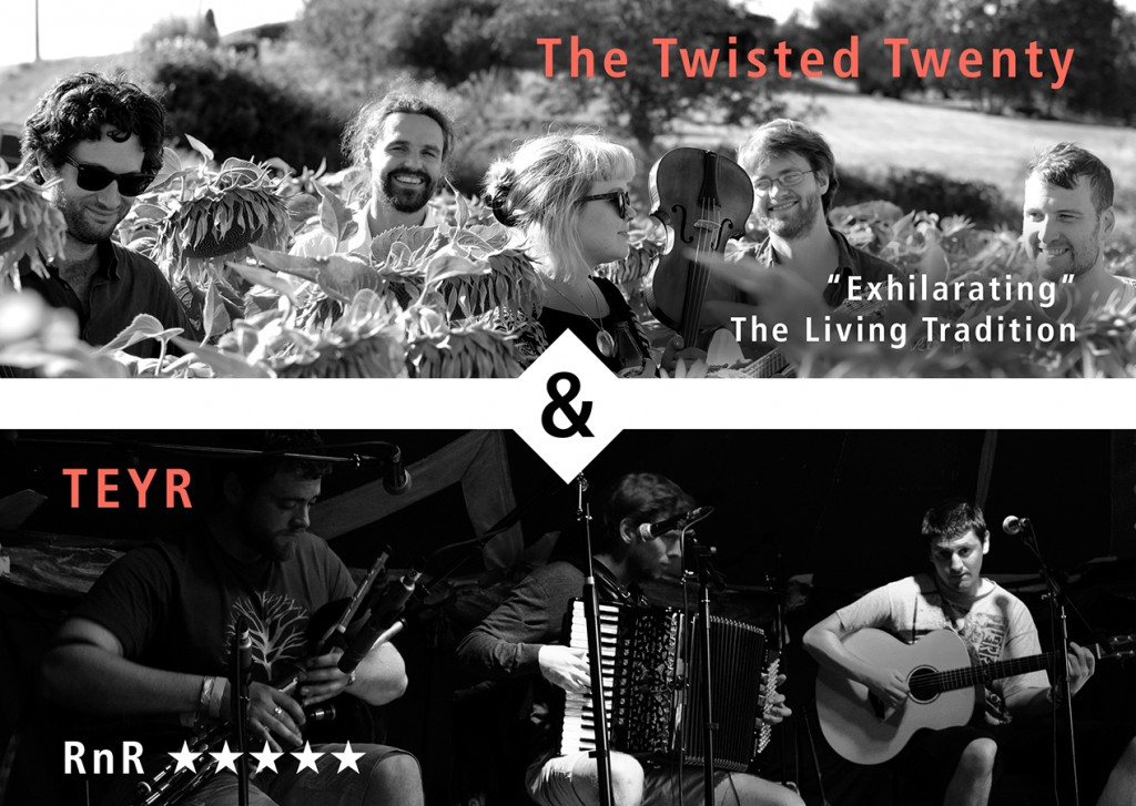 Web TEYR & The Twisted Twenty 2018 Poster