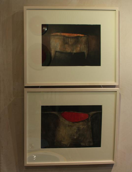 Steve Brockett. watercolours 1