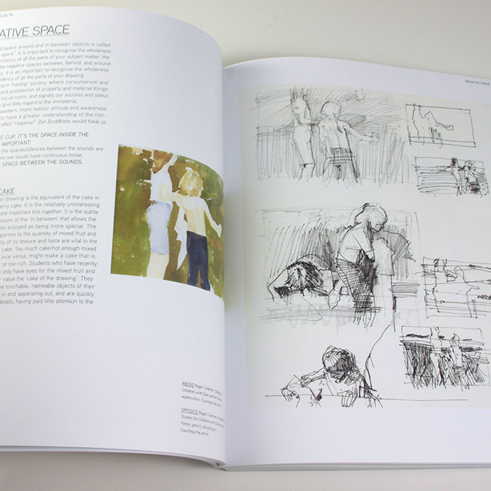 drawing projects page