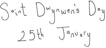 st dwynwen