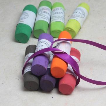 2 Unison pastels