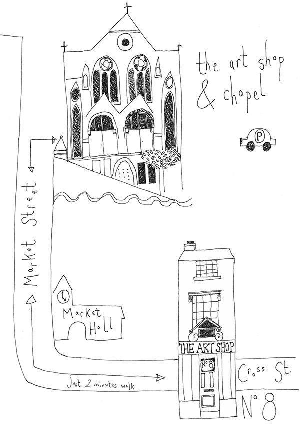The Art Shop & Chapel